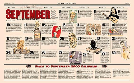 Observer Calendar