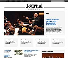 Julliard Journal Online